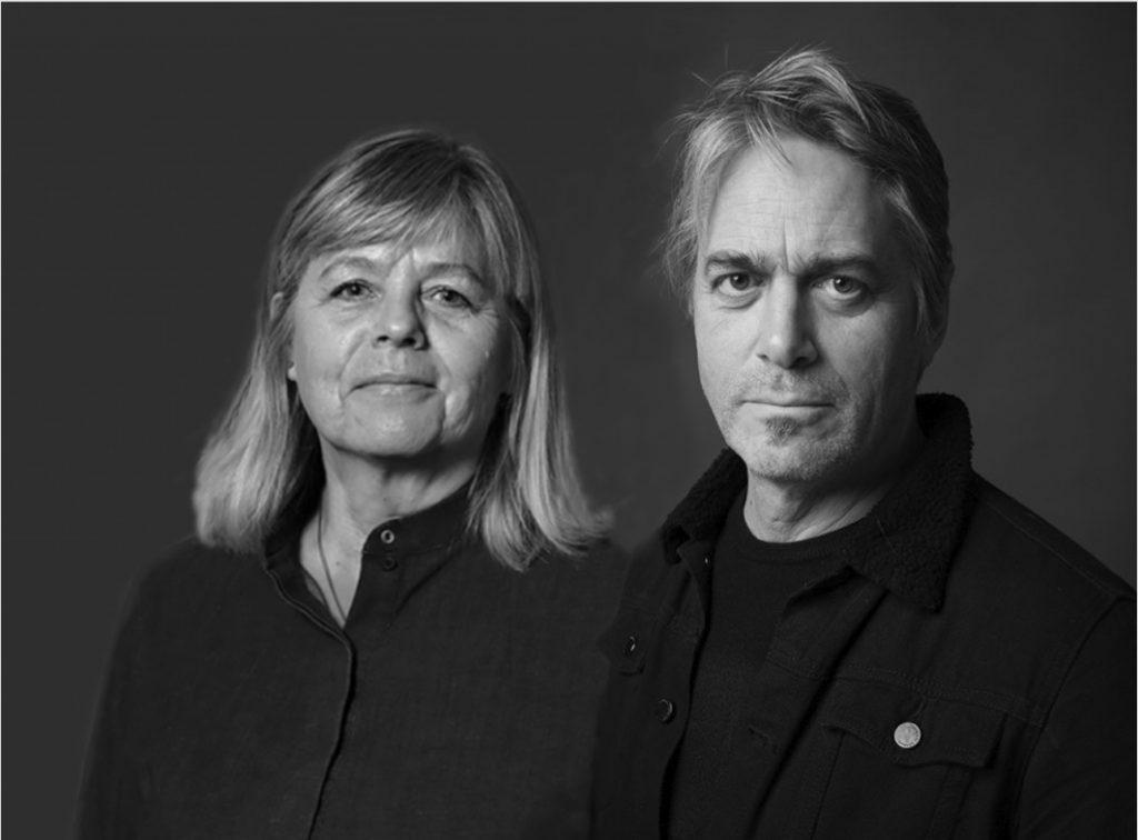 Bryndis Snaebjornsdottir and Mark Wilson